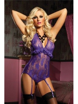 Purple Teddy Stm-9402P