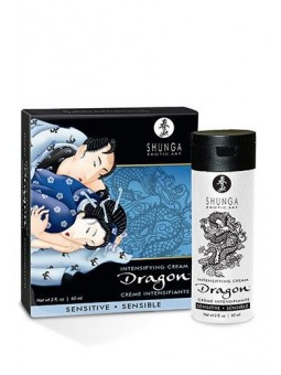Dragon Virility Cream Sensitive