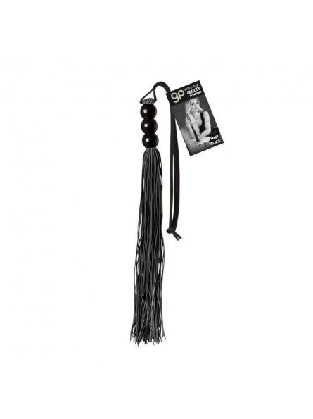 Latigo Gp Rubber Whip 40 Cm Negro