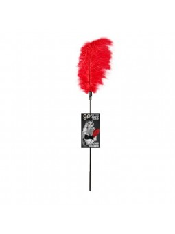 Plumero Gp Largo Feather Tickler Rojo 65 Cm