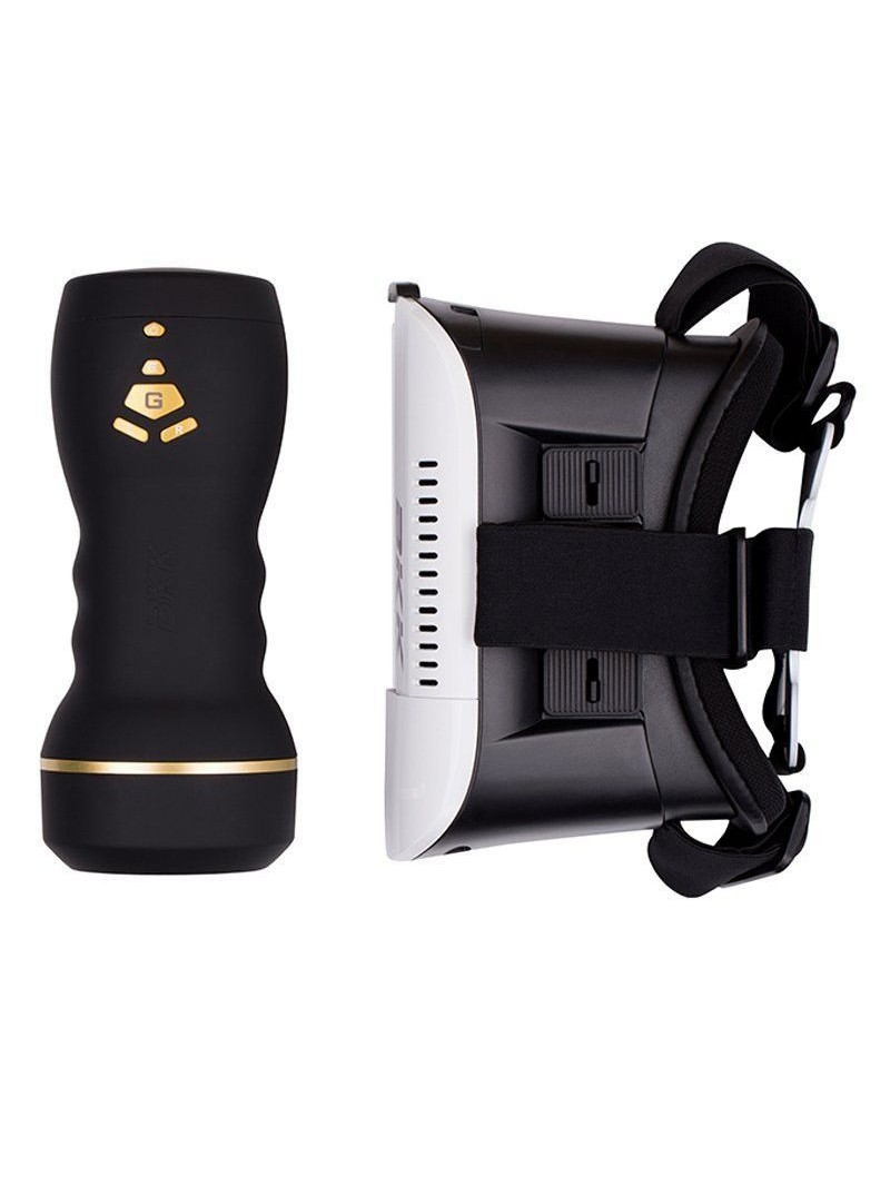 BKK Virtual Reality 3D Sextoy